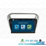 "N7w radio navegador gps 9"" android 6,0 p - foto"