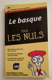 LE BASQUE POUR LES NULS  (FRANCÉS) - foto