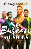 PRODUCTORA BUSCA MUSICOS - foto