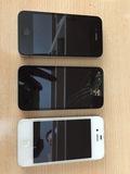 Iphone 4s (tres para piezas) - foto