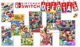 Mega pack 5 juegos nintendo swicht - foto
