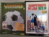 campeonato de liga 1973/1974  salvat - foto