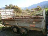 Remolque caja 350x180 carga Útil: 720 kg - foto