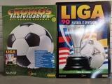 liga de fútbol 90-91 salvat - foto