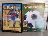 albun de cromos de futbol 2005/2006 - foto
