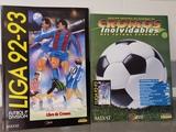 liga de fútbol 92/93 - foto