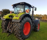 CLAAS - AXION 920 CMATIC - foto
