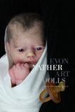 Reborn recién nacido - foto