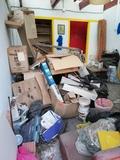 limpieza de pisos chatarrero reciclajes - foto