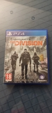 PS4 Tom Clancy\\\'s The division - foto