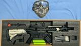 fusil de asalto como nuevo - foto