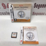 Juego nintendo ds brain training - foto