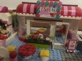 lego friends cafetería - foto