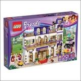 lego friends - el Gran hotel - foto