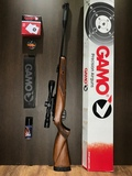 Kit carabina Gamo Grizzly Whisper M1 +X9 - foto