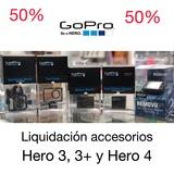 Gopro Accesorios Liquidación - foto
