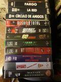 LOTE VHS 20 PELICULAS POR 8 EU