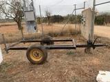 remolque agrícola maquinaria - foto