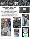 life fitness, cinta correr, eliptica - foto