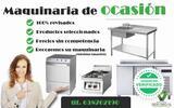 COMPRAMOS Y VENDEMOS MAQUINARIA OCASIÓN - foto