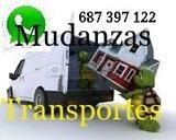 Transportes en todo cataluÑa 687397122 - foto