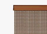 Instalación de cortinas de cinta - foto
