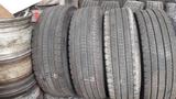ruedas de camion - foto