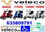 SILLA ELECTRICA SCOOTER ELECTRICOS - foto