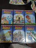 6 DVD. Astérix. - foto