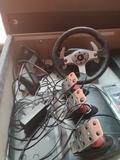 Ps3 + volante g25 + juegos - foto