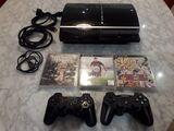 PlayStation 3 mas 3 juegos - foto