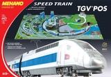 Set de iniciación TGV POS de Mehano H0 - foto