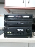 Amplificador aiwa modelo mx-d9 - foto