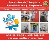 Servicios de Limpieza - MRM Limpiezas - foto