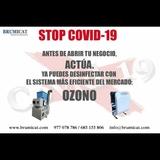 Desinfecciones con ozono - foto