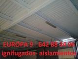 IGNIFUGACIÓN-IGNIFUGADOS - foto