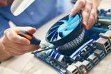 reparación de computadoras - foto