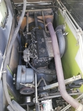 CLAAS DOMINATOR 88 VX CORTE PLEGABLE 4. 5 - foto