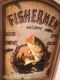Cuadro pesca - foto