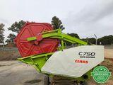CLAAS C750 - foto