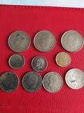 monedas españolas  antiguas - foto