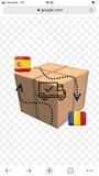 Transport pachete Spania-romania - foto