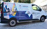 Rotulacion coches furgonetas empresas - foto