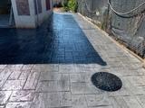 pavimentos de hormigón impreso en CUENCA - foto
