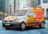 Rotulamos furgonetas de empresa 40 euros - foto