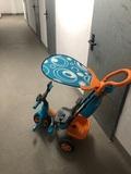 Triciclo de niñ@ - foto