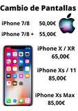 Cambio de Pantalla XR - foto
