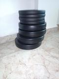 Discos pesas - foto