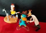 Escenario de Rock, Phineas y Ferb - foto
