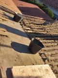 arreglo tejado y impermeabilización - foto